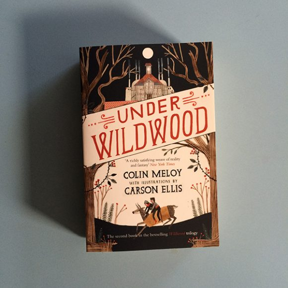 Under Wildwood (part 2 of Wildwood Chronicles)