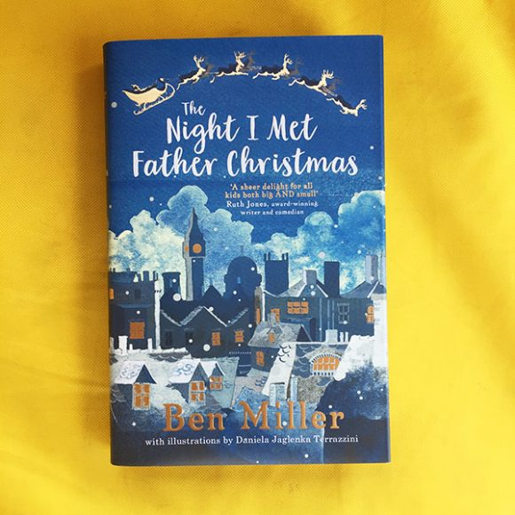 The Night I Met Father Christmas…