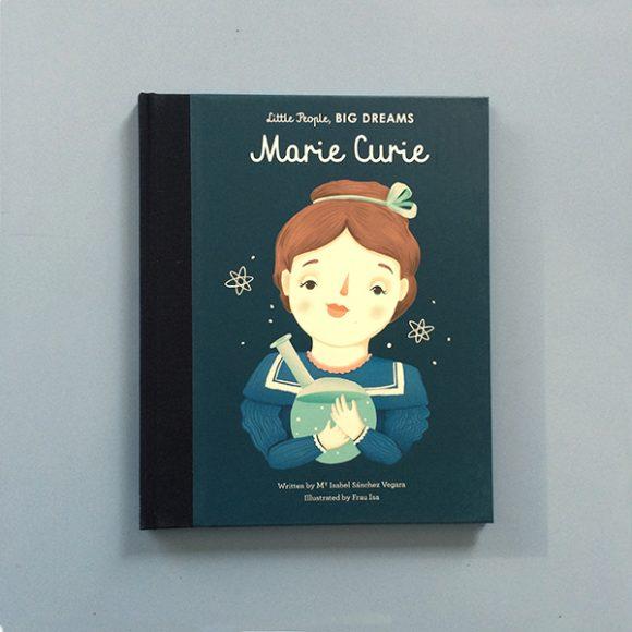 Marie Curie – Little People, Big Dreams
