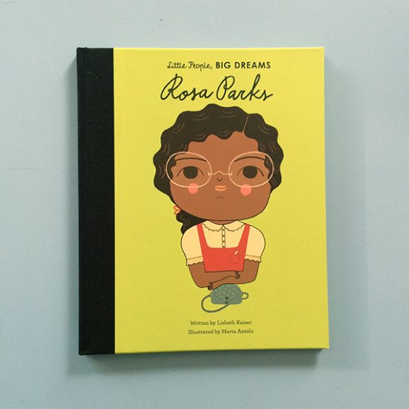 Rosa Parks – Little People, Big Dreams