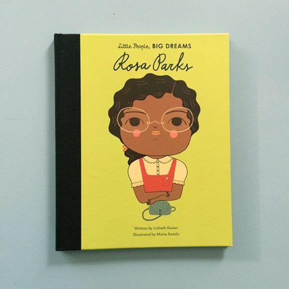 Rosa Parks – Little People, Big Dreams