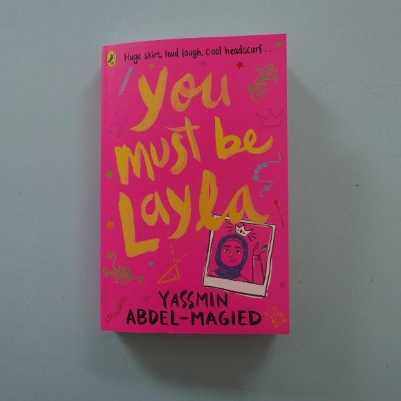 You Must Be Layla – paperback