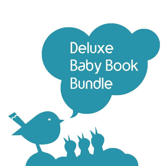 Deluxe – Baby Book Bundle