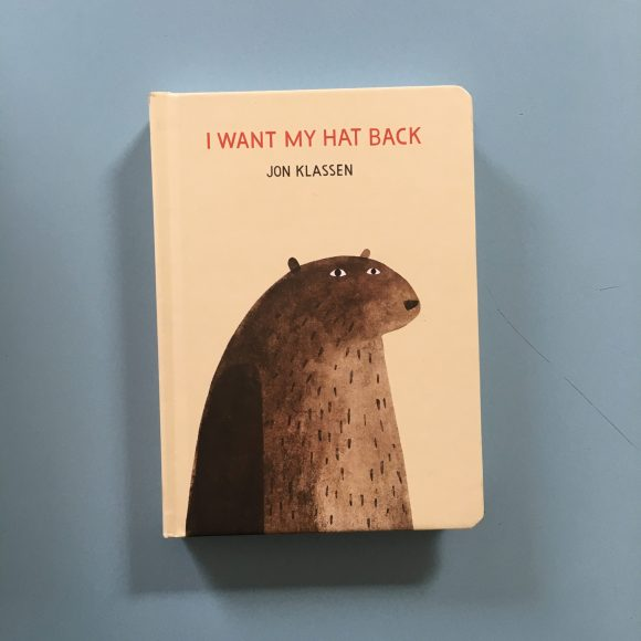 I Want My Hat Back – Board Book
