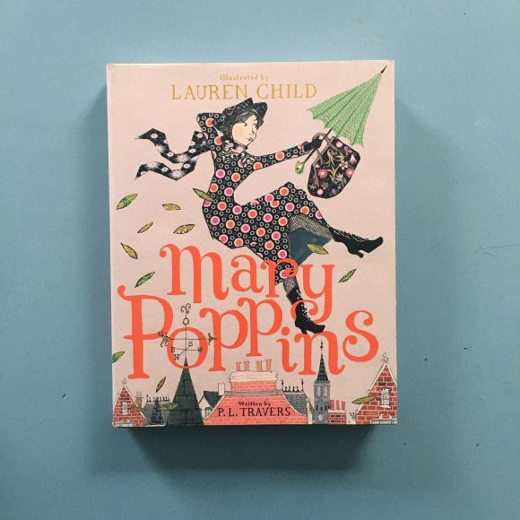 Mary Poppins – illustrated gift edition