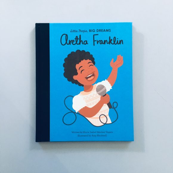 Aretha Franklin – Little People, Big Dreams