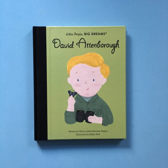 David Attenborough – Little People, Big Dreams